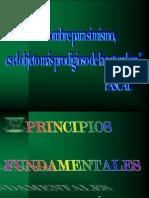 PRINCIPIOS BIOÉTICA