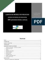 Herramientas Practicas Para Innovacion 1.0 Canvas de Modelo de Negocio