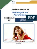 Guía Didáctica 4- Habilidades Del Pensamiento