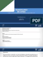 Estadísticas de Oferta y Demanda Del Sistema Integrado de Transporte Público - SITP - Febrero 2018