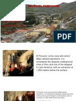 Milpo Company Mining