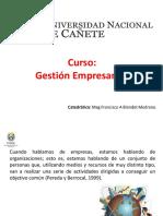 Curso de Gestion Empresarial 2