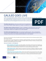 Galileo Initial Services
