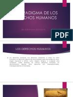 El Paradigma de Los Derechos Humanos