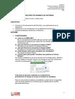 DINAMICA DE SISTEMAS PRACTICA 3