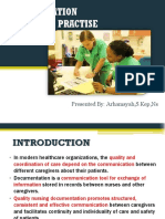 Nursing Documentation