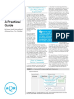 Measuring Portfolio Factor Exposures a Practical Guide