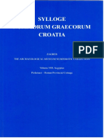 Sylloge Nummorum Graecorum. Croatia. Zag