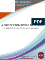 Ivsc Bridge to Uspap-2018