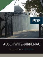 Auschwitz Historia Terazniejszosc Wer Angielska 2010