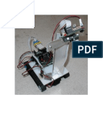 Robot Dikontrol Oleh Mikrokontroler