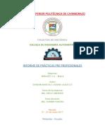 10.Informe de Prácticas IMBAUTO S.a.