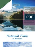Nationa Parks Thailand