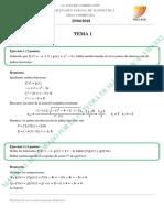 Claves Matematica Mesa Combinada Tema 1