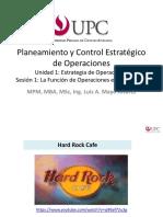 01-PEO UPC La Función de Operaciones