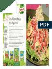 Salata Exotica de Ciuperci