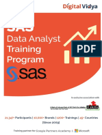 SAS Data Analytst DAS