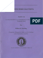 El Catecismo Bautista, Parte VII - William R. Downing