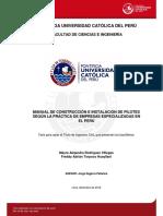 Rodriguez Mayra Torpoco Freddy Manual Construccion Instalacion Pilotes