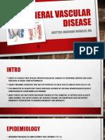 Peripheral vascular disease.pptx