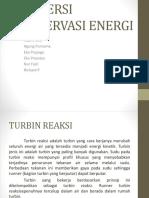Konversi Konservasi Energi K