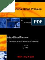 Invasive Arterial Blood Pressure