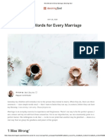 Nine Words for Every Marriage _ Desiring God