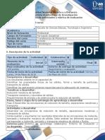Guía de Actividades y Rúbrica de Evaluación - Fase 4 Desarrollar Las Simulaciones de Reducción de Tamaño, Separaciones Mecánicas y Transporte (2)