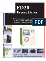 Freeze Dryer 20