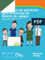 Instructivo de Operacion RINJU