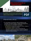 Historia Evolutiva de La Arquietctura