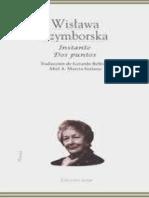 Szymborska Wislawa - Instante - Dos Puntos