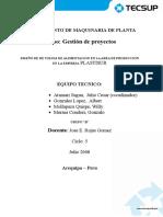 proyecto PLASTISUR
