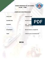 Criterios Para La Formalizacion