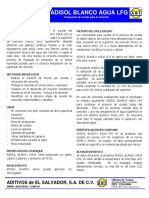 Adisol Blanco Agua Lfg 1