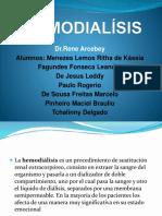 Hemodialísis Slides