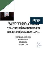 Salud Productividad Dra.batista