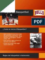 Reglas Del Basquetbol
