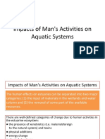 Impacts of Man's Activities on Aquatic Systems.pptx