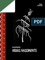 Ocupação Abdias Nascimento