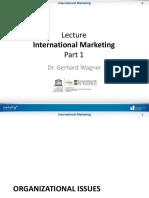 2018 UB International Marketing Part1 Update
