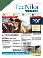 Biotecnika - Newspaper 24 April 2018