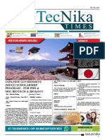 Biotecnika - Newspaper 8 May 2018