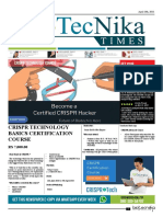 Biotecnika Times Newspaper 10 April 2018