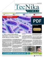 Biotecnika Times Newspaper 17 April 2018