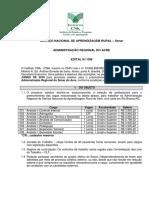 Edital 0082018 Senar Regional Ac-final