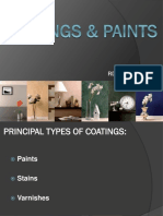 09 Coatings and Paints