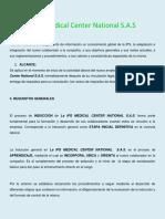 Formato de Induccion de La Ips