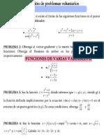 Varias Variables