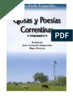 Glosas y Poesias Correntinas